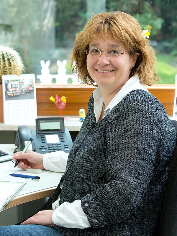 Birgit Duhr